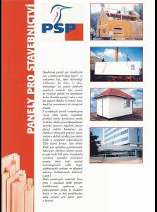 PSP izoterm s.r.o. Polyuretanove sendvicove panely