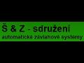 S & Z - sdruzeni Automaticke zavlahove systemy Praha