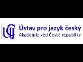 Ústav pro jazyk český AV ČR, v. v. i.