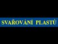 Svařování plastů Pavel Petroš