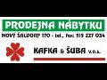 Nabytek KAFKA & SUBA,  v.o.s.