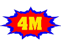 4M zabezpe�ovac� syst�my