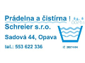 Prádelna a čistírna Schreier s.r.o praní a čištění prádla Opava
