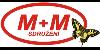 M+M SDRU�EN� - Krom���, Luha�ovice